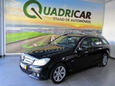 usado Mercedes C200 CDI Executive Bluefficiency 136 cv Nacional