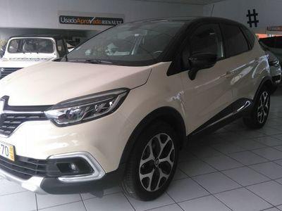 usado Renault Captur NOVO EXCLUSIVE EDC