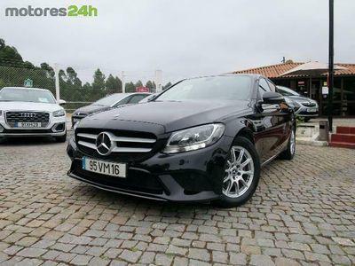 usado Mercedes C220 d Auto (GPS)