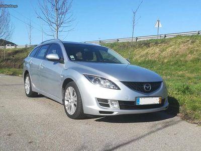 brugt Mazda 6 MZR-CD SW 2.0 140cv