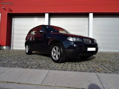usado BMW X3 2.0 D 177cv cx.auto