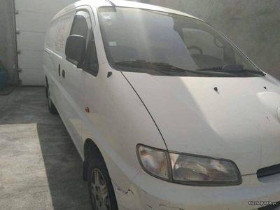 brugt Hyundai H-1 2500 turbo diesel