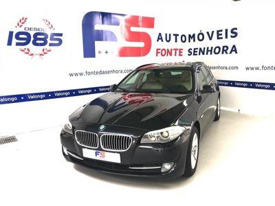 usado BMW 520 d Auto 129g