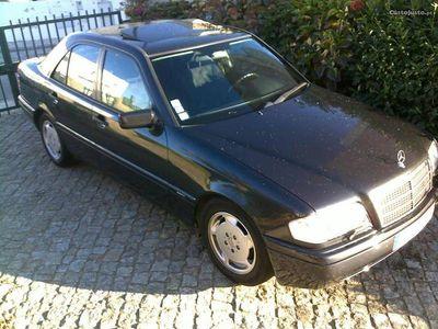 usado Mercedes C250 W202