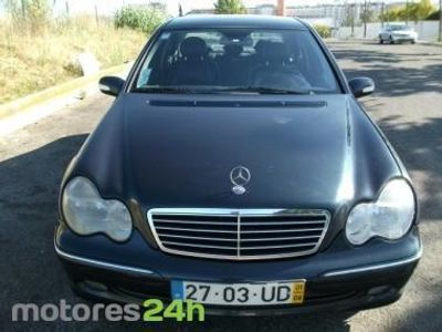 usado Mercedes C220 cdi avangarde