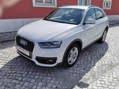 usado Audi Q3 2.0 TDI Exclusive