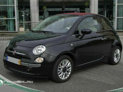 usado Fiat 500C 1.3 Multijet Lounge