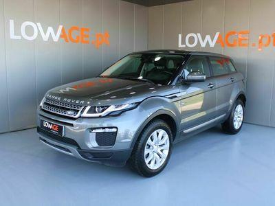 usado Land Rover Range Rover evoque 2.0 TD4 SE Dynamic T. Panorâmico
