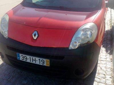 używany Renault Kangoo 1.5Dci