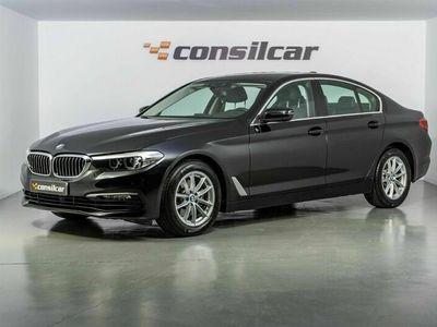 usado BMW 520 dA Luxury Automático Navigator