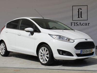 usado Ford Fiesta TREND 2016