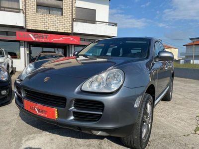 usado Porsche Cayenne 3.2 V6 250cv Nacional GPS Pele Teto JLL19