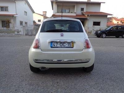 usado Fiat 500 1.3 16V Multijet Lounge