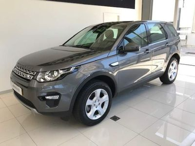 usado Land Rover Discovery Sport 2.0 TD4 HSE
