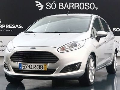 usado Ford Fiesta 1.0 T EcoBoost Trend