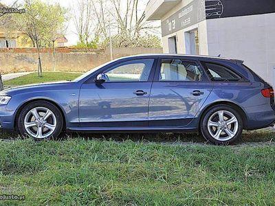 used Audi A4 Avant 2.0-136 CV-GPS