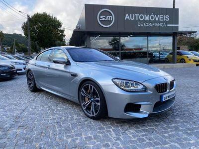 usado BMW M6 GranCoupe COMPETITION