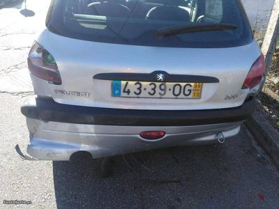 usado Peugeot 206 1.9 D