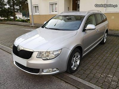 used Skoda Superb 1.9 TDI Variant
