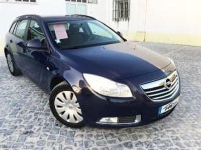 usado Opel Insignia ST 2.0 CDTi Edition (130cv) (5p), Diesel