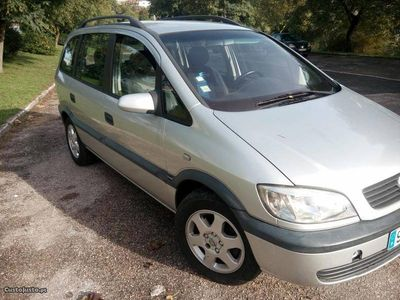 usado Opel Zafira 2.0 dti 100cv