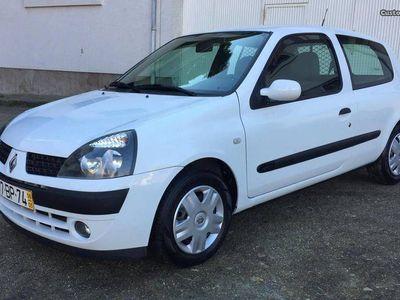 brugt Renault Clio 1.5 dci 80cv