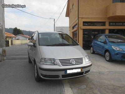 usado VW Sharan 1.9 TDI 7LUGARES