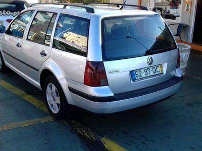 brugt VW Golf 1.9TDI
