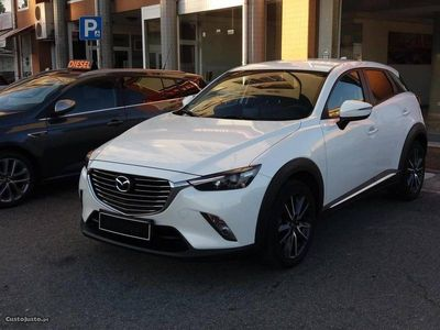 brugt Mazda CX-3 Excellence Navi