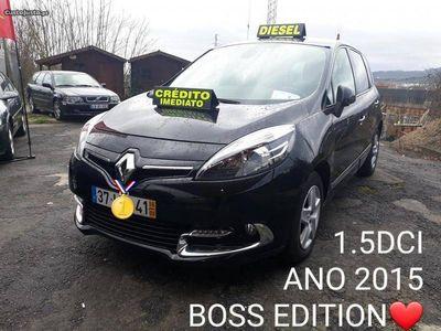 usado Renault Scénic 1.5DCI 0%ENTRADA
