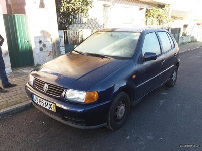 brugt VW Polo 1.0