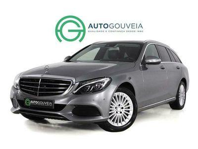 usado Mercedes C250 Station BlueTEC Exclusive Aut.