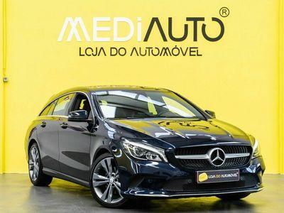 usado Mercedes CLA220 Shooting Brake D URBAN