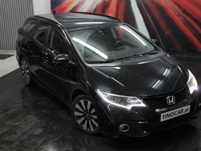 usado Honda Civic Tourer 1.6 I-DTEC Elegance   GPS   CÂMERA