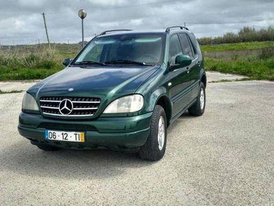 usado Mercedes ML270 Elegance