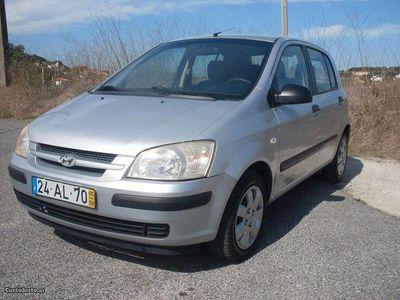 usado Hyundai Getz 1.5CRDI5portas