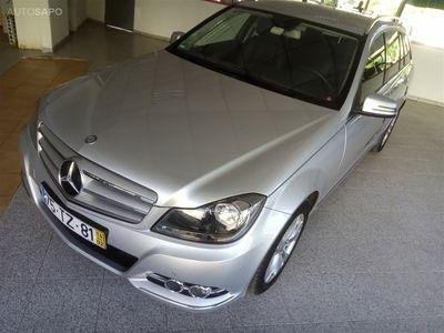 usado Mercedes C220 ClasseCDi Avantgarde BE 128g (170cv) (5p)