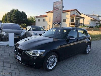 used BMW 120 184cv XDrive