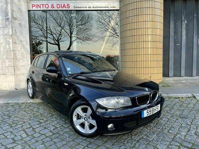 usado BMW 116 i c/ Kit GPL