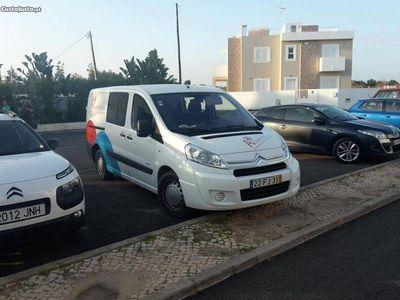 usado Citroën Jumpy 6 lugares longa - 08