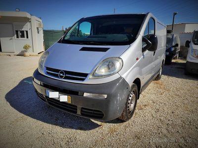 usado Opel Vivaro cdti