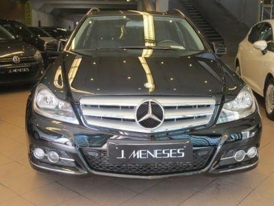 usado Mercedes C220 CDI AVANTGARDE SW