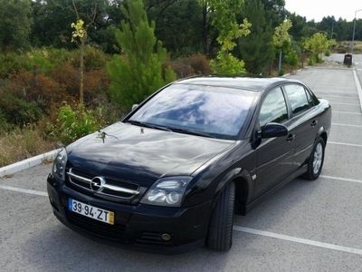brugt Opel Vectra Executive