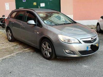 begagnad Opel Astra Caravan 1.3cdti
