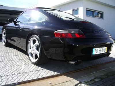 usado Porsche 911 Carrera 4 996