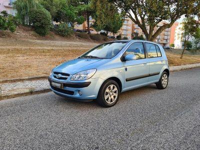 usado Hyundai Getz 1.5 CRDi Quick