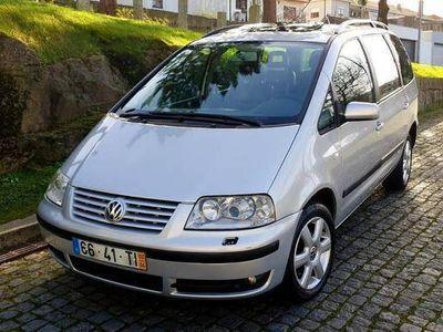 usado VW Sharan Highline