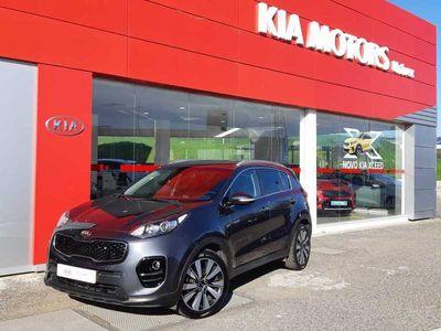 usado Kia Sportage Cinza Escuro