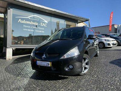 usado Mitsubishi Grandis 7 Lugares
