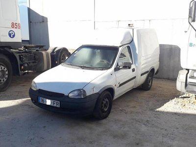 usado Opel Combo 1.7D isuzu